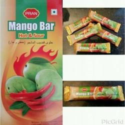 PRAN MANGO BAR Hot & Sour