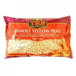 Whole Yellow Peas 2kg