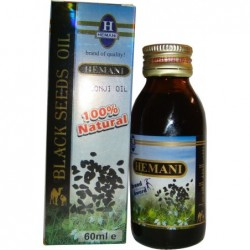 Black Seeds Oil 60ml