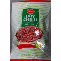 PRAN DRY CHILLI (WHOLE) 250g