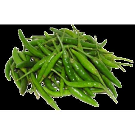 Fresh Green Chili 100g