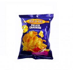Ruchi Potato Crackers BBQ/...