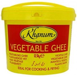 Khanum vegetable Ghee 2lit