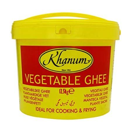 Khanum vegetable Ghee 2lit