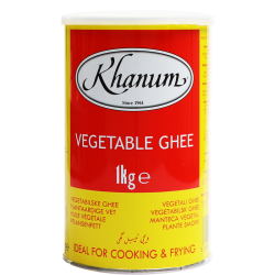 Khanum vegetable Ghee 1lit