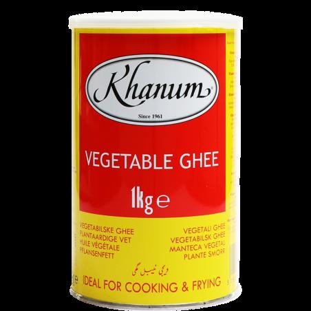 Khanum vegetable Ghee 1lit