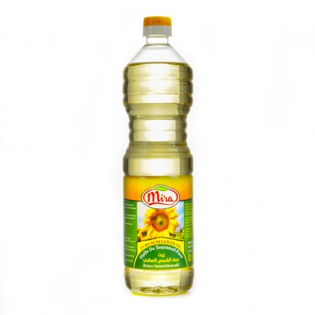 Pure Sunflower Cooking Oil  1000ml