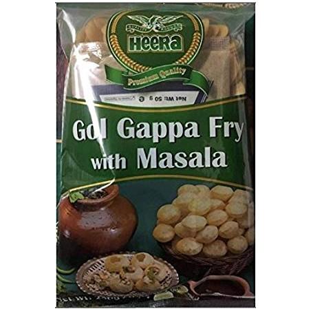 Heera Gol Gappa Fry with Masala 250g