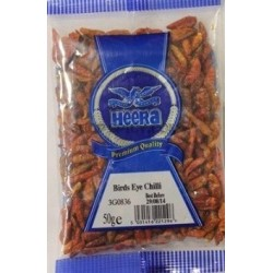Whole Long Dry Chilli 200g