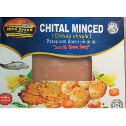Chital jauhettu (চিতল মাছের...