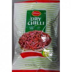 Koko pitkä kuiva chili 50g