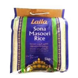 LAILA Sona Masoori Rice 5 KG