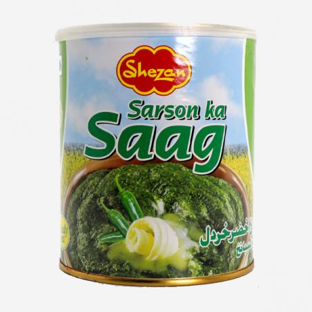 Shezan Sarson ka Saag Can 840g