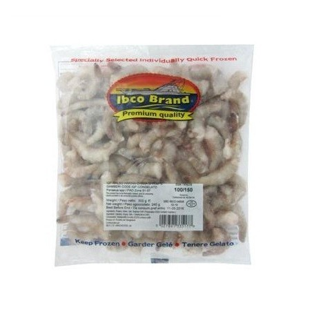 Prawn Shrimp 100/150 (Head Less)