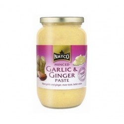 Authentic Lila Ginger...