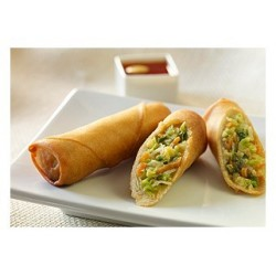 Vegetable Roll (Spring) 60PC